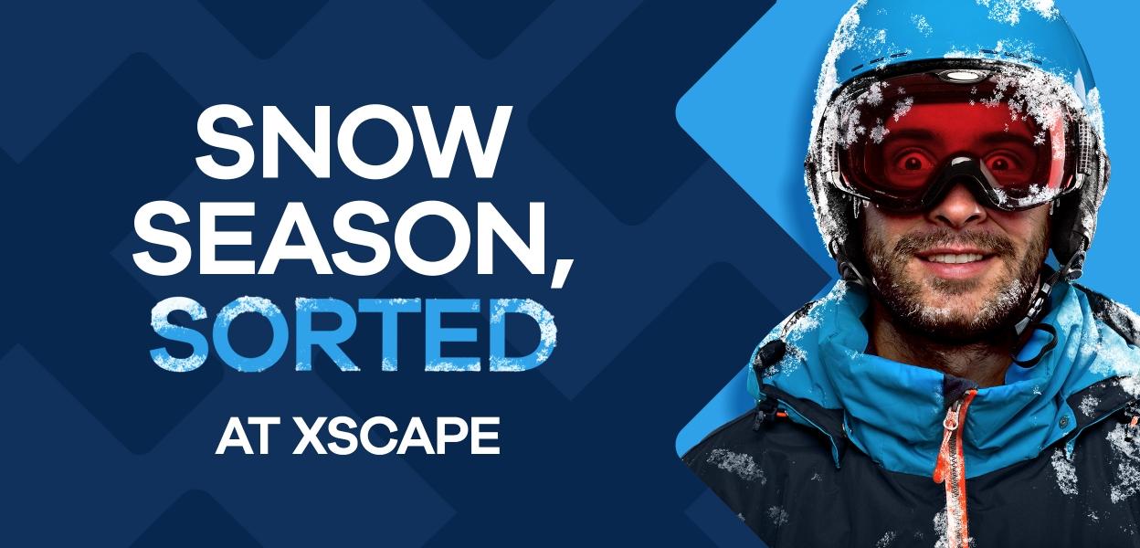 Snowsports at Xscape Yorkshire Castleford