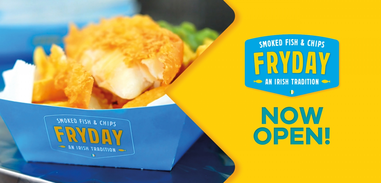 Fish and Chips Fryday at Xscape Yorkshire Castleford