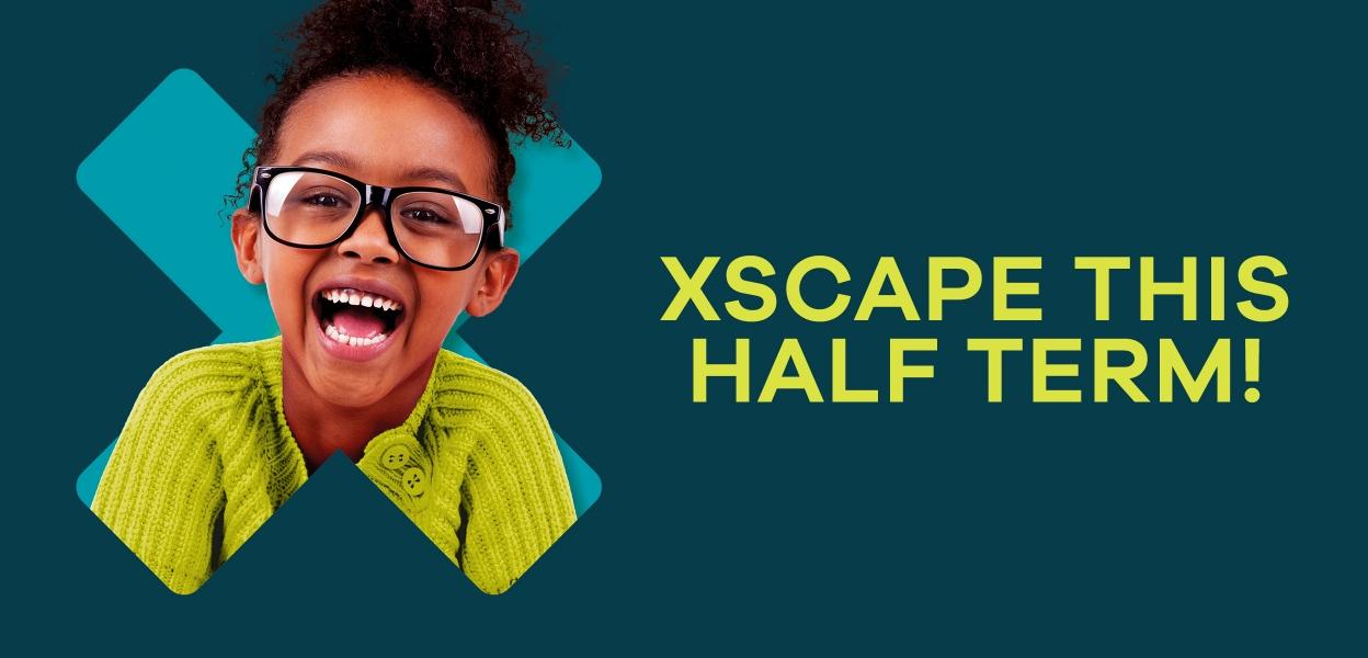 Feb Half Term fun at Xscape