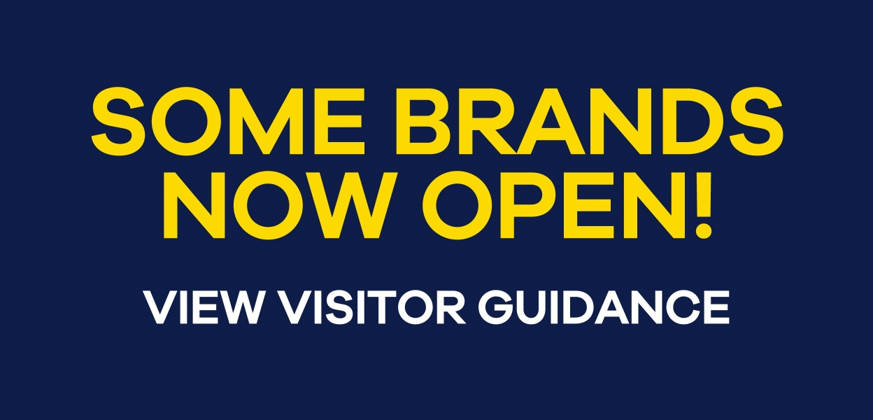 Some Brands Now Open at Xscape Yorkshire Castleford