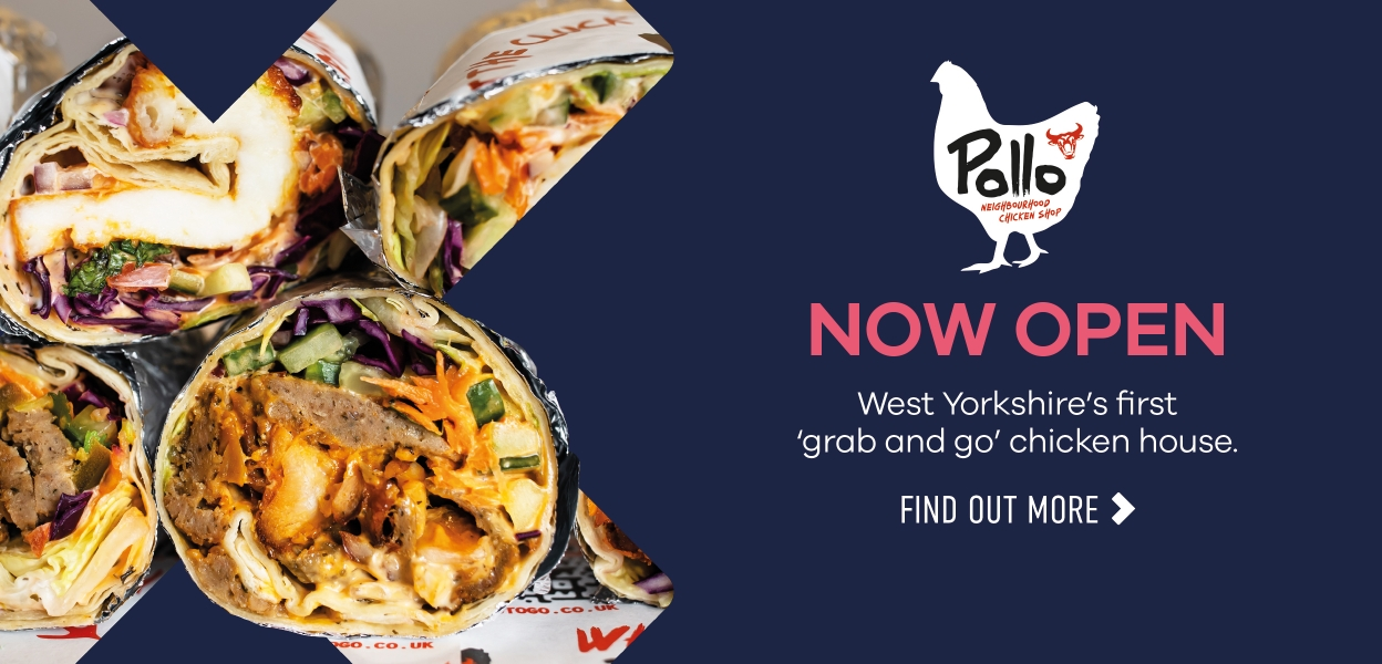 Pollo to Go Now Open at Xscape Yorkshire, Castleford