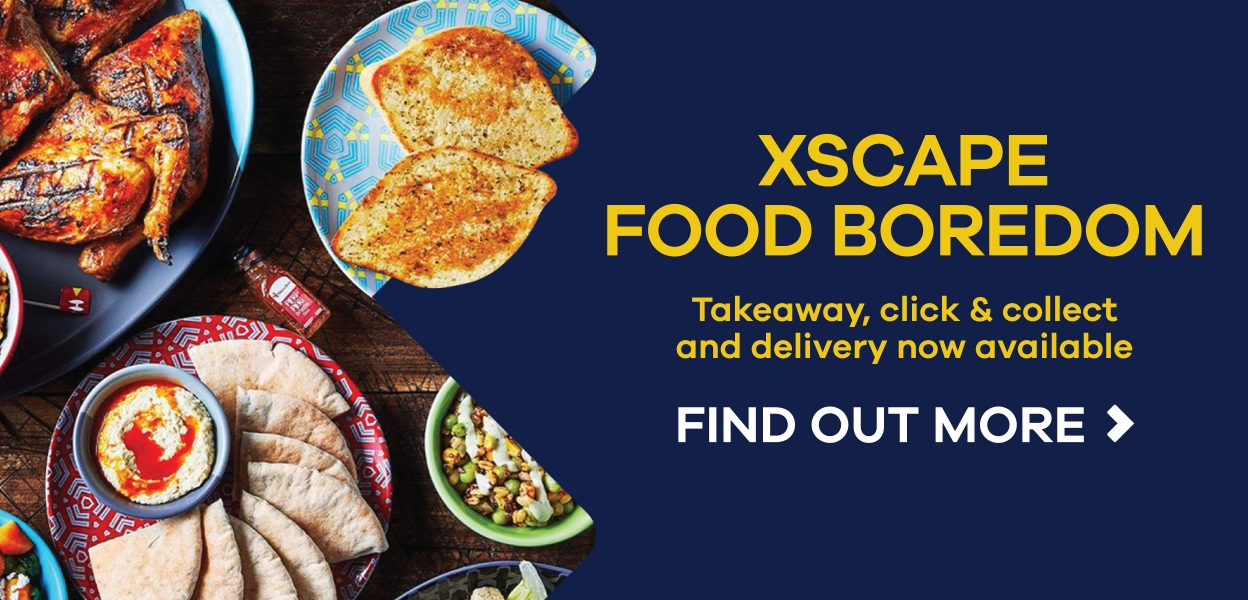Some Restaurant and Eatery Brands Still Open Xscape Yorkshire