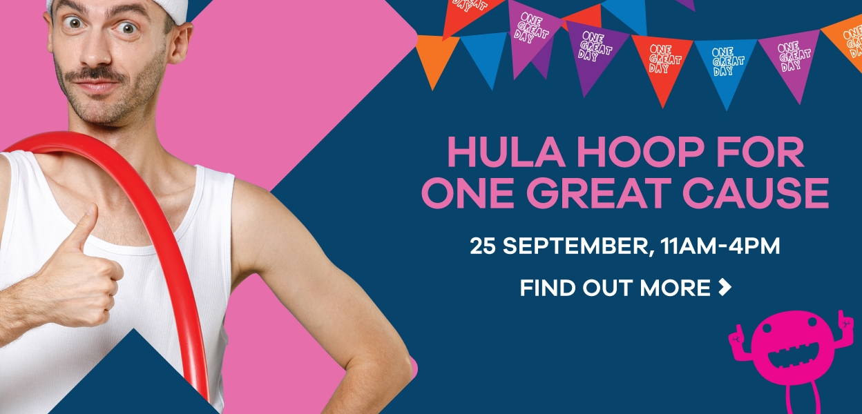 Hula Hoop Charity Challenge with Prizes to be Won at Xscape Yorkshire
