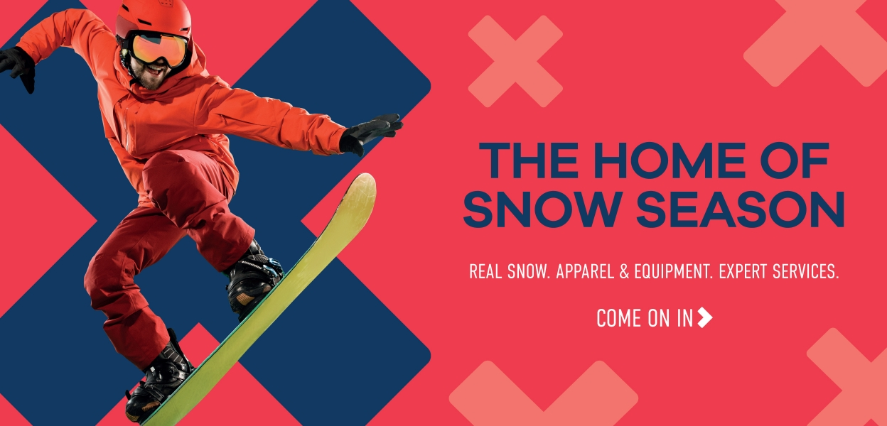 Snowsports and snowseason at Xscape Yorkshire Castleford