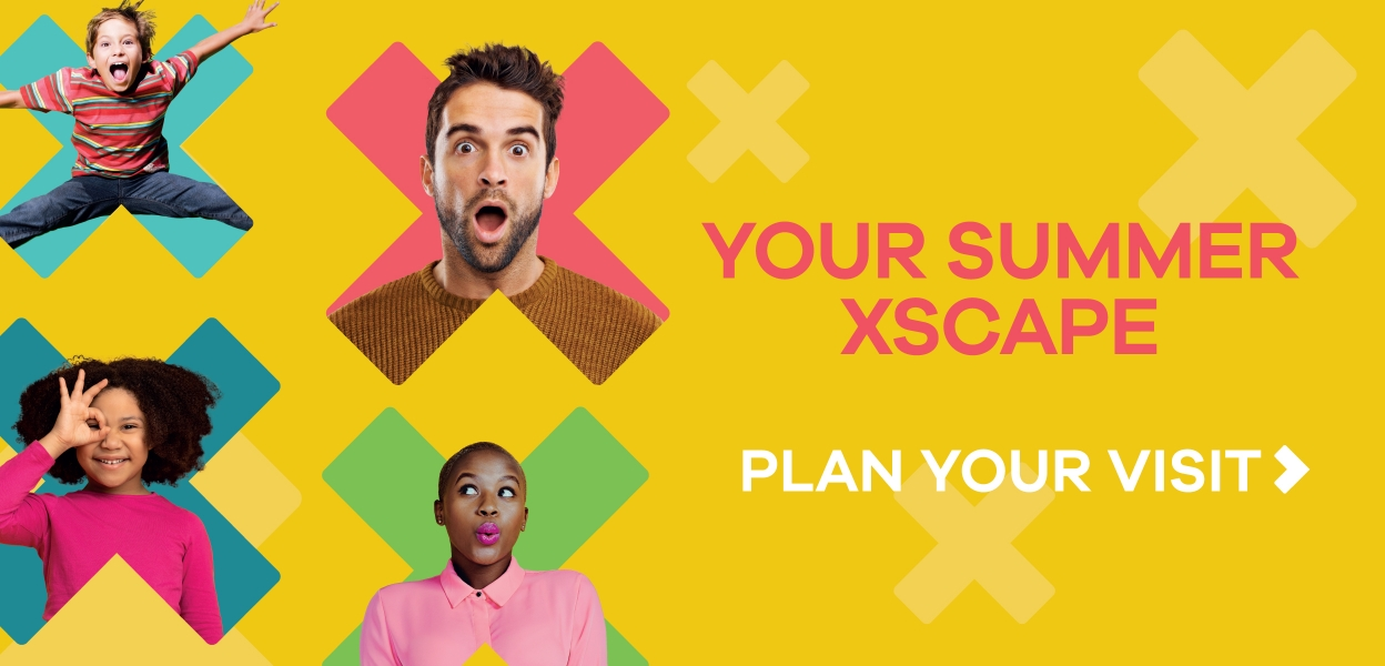 Things to do this summer at Xscape Yorkshire