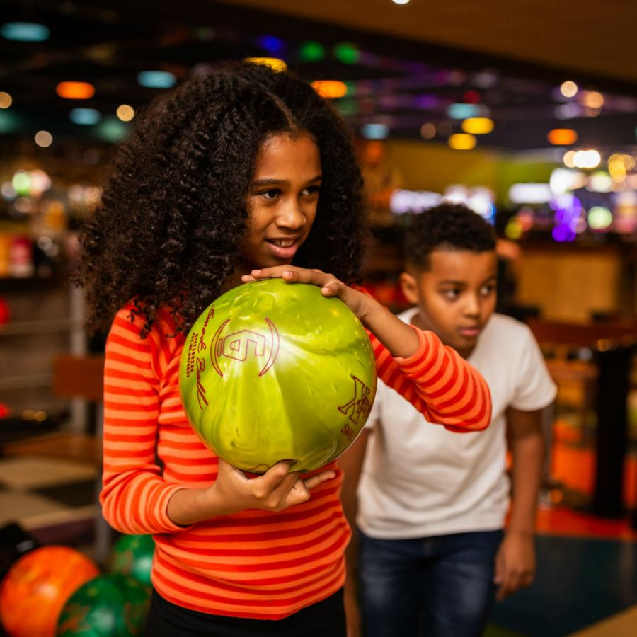 Bowling at Tenpin Xscape Yorkshire Castleford
