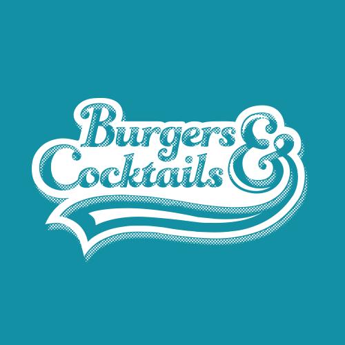 Burgers & Cocktails logo