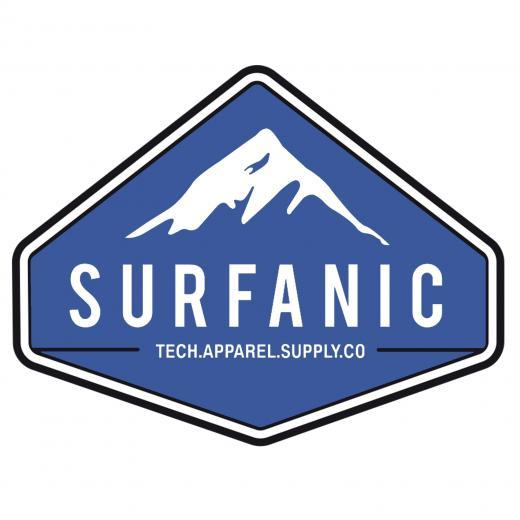 Surfanic logo