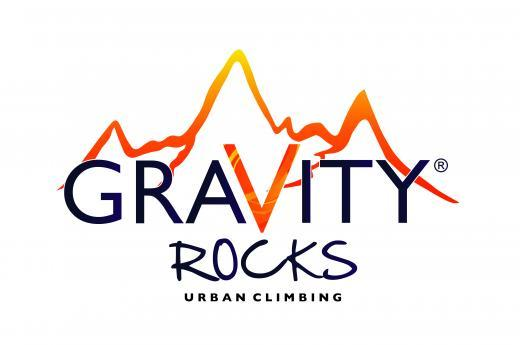 Gravity Rocks climbing walls at Xscape Yorkshire Castleford