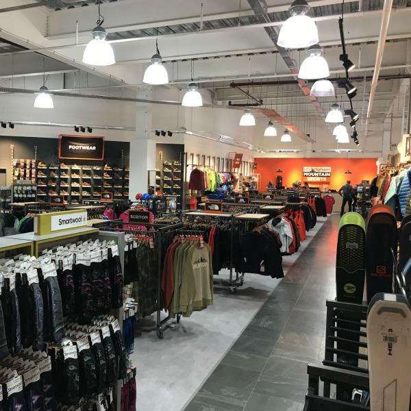 Snow sports apparel, equipment and accessories at Xscape Yorkshire Castleford