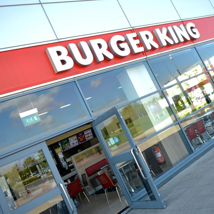 Burger King Xscape Ext