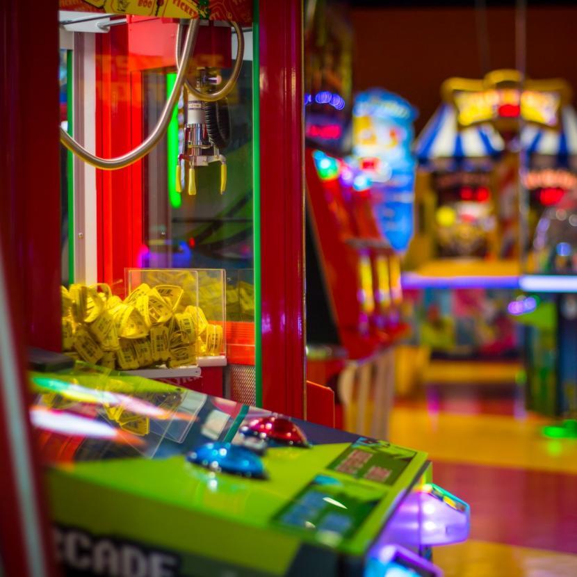 Funstation arcade gaming xscape yorkshire