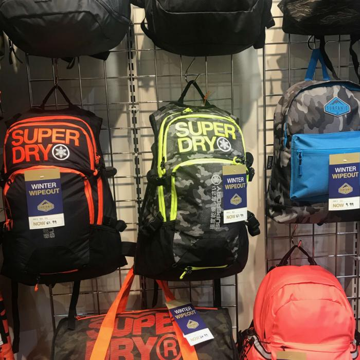 978c6c5475 Superdry rucksacks and backpacks surfanic xscape yorkshire castleford