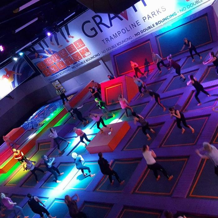 HIIT Fitness Classes at Gravity