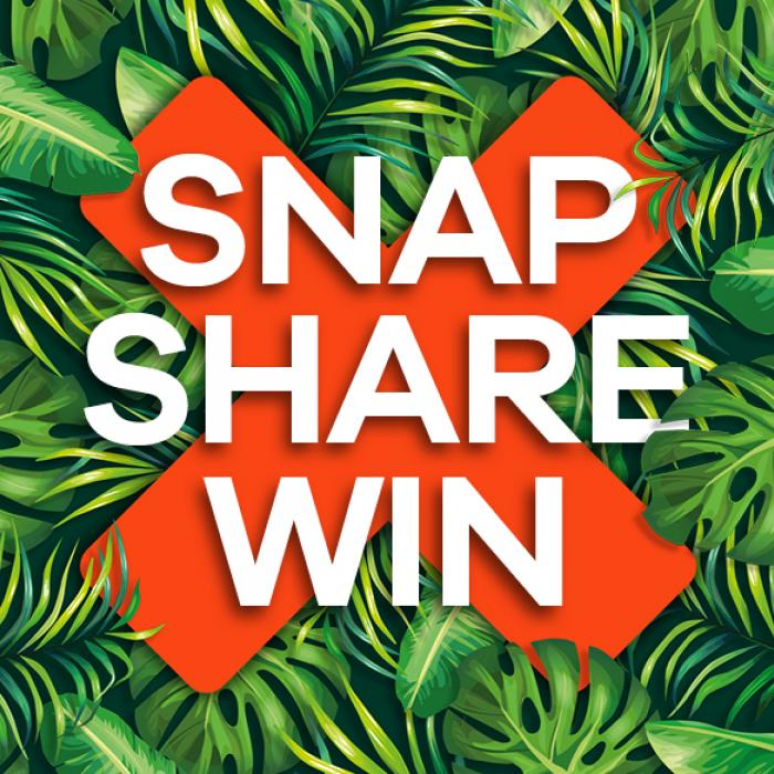share your photos and win this August at Xscape Yorkshire