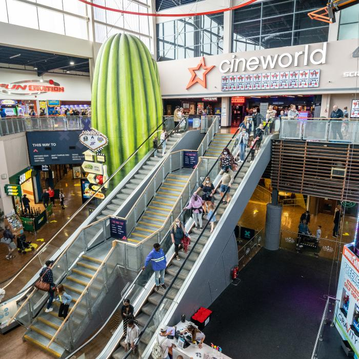 New brands coming to Xscape Yorkshire castleford
