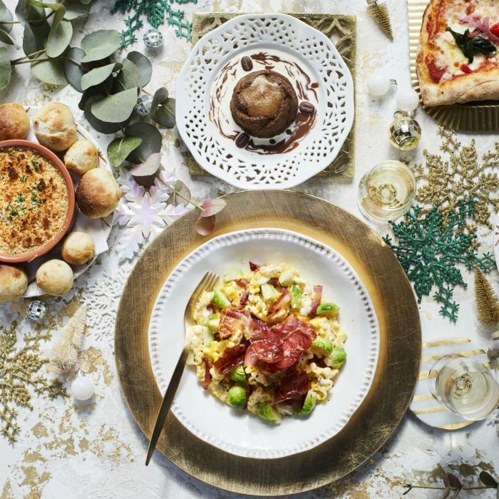 Christmas menu at Ask Italian Xscape Yorkshire