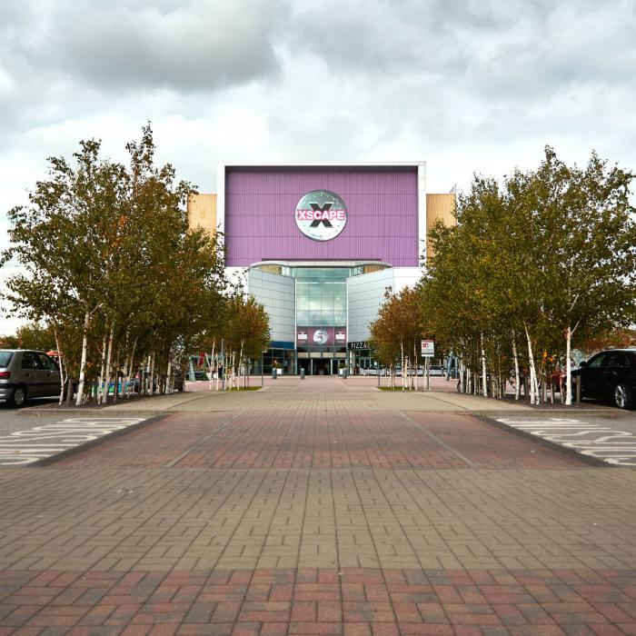 Xscape refurbishment proposed for 2019 Castleford West Yorkshire