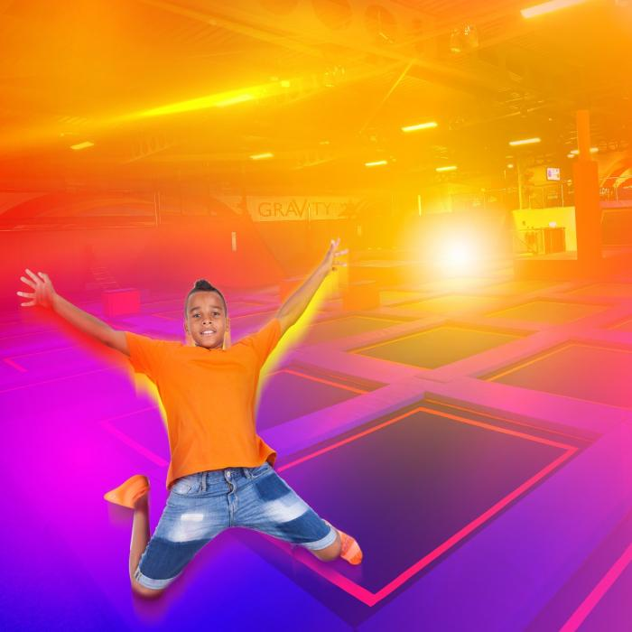 Gravity Summer Bounce Offer Xscape Yorkshire