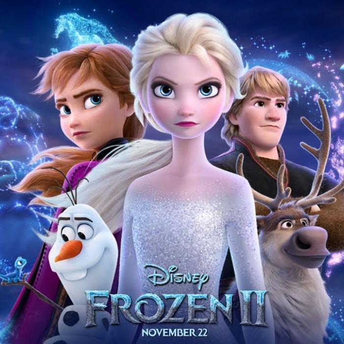 Frozen 2 at Cineworld Castleford Xscape Yorkshire