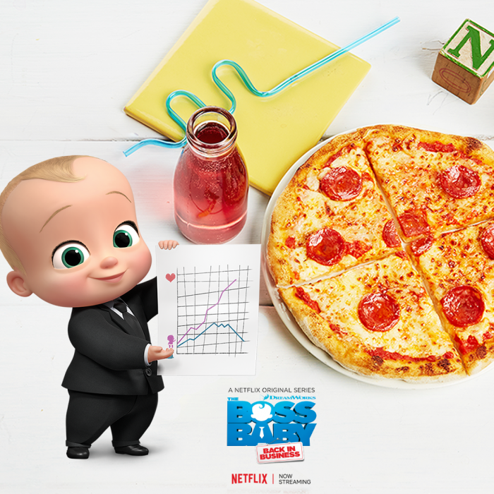 Kids Eat for £1 at Bella Italia