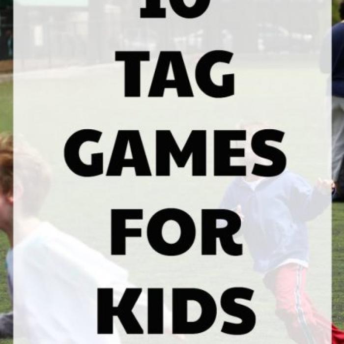 10 Tag Games
