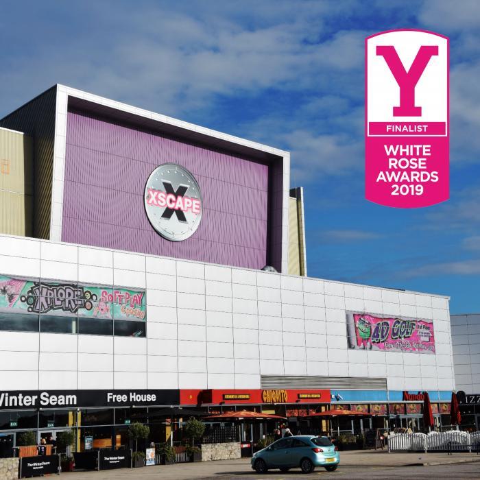 Xscape Yorkshire White Rose Awards
