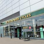 Evans Cycles Xscape Ext