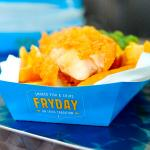 Fryday Fish and Chips at Xscape Yorkshire Castleford