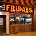 TGI Fridays Xscape Ext