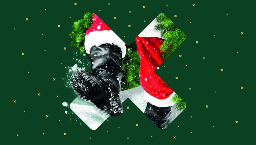 Santa's Parade at Xscape Yorkshire Castleford Free Event