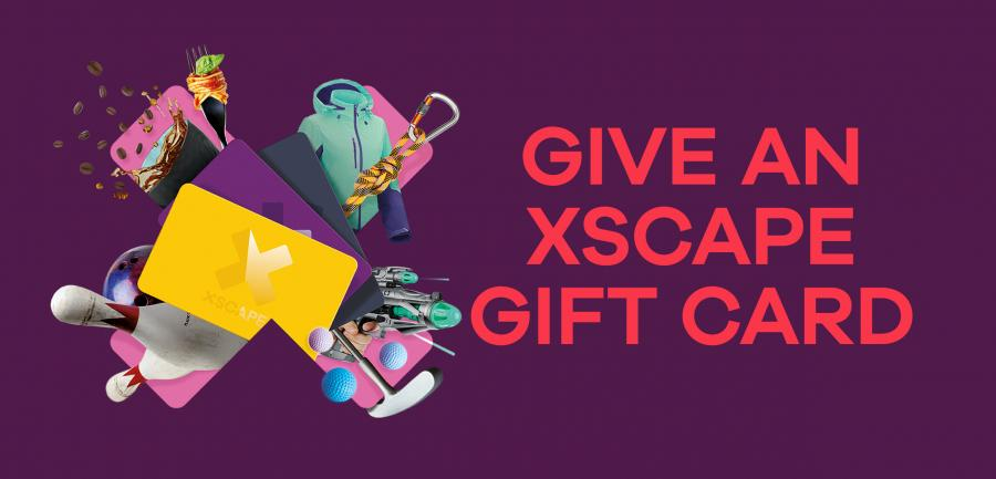 Xscape Yorkshire Gift Card