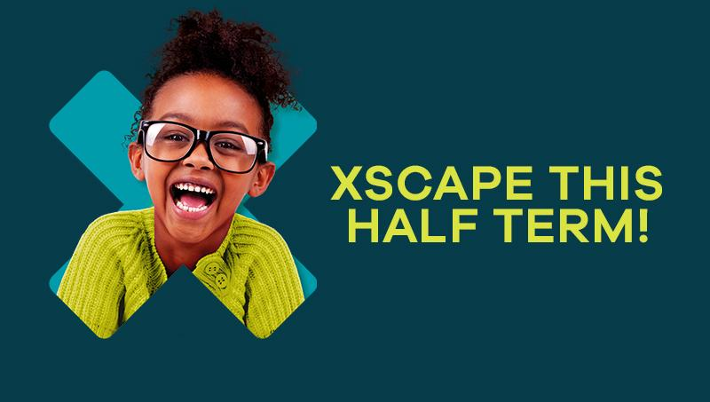Feb Half Term fun at Xscape