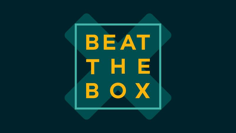 Free Beat the Box activity this Easter