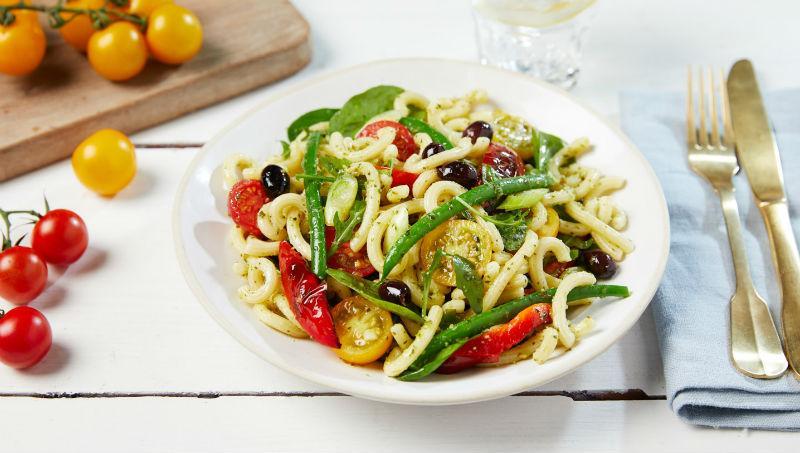 New dishes at Bella Italia