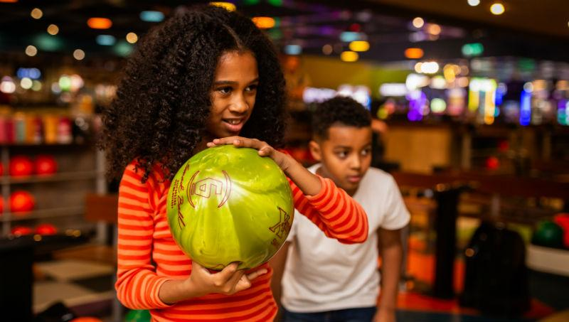 Tenpin bowling offer this February half term