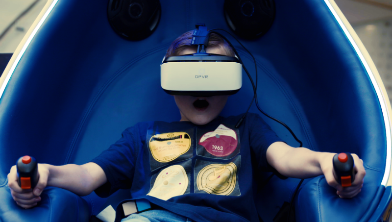 Virtual Reality Experiences at ImmotionVR