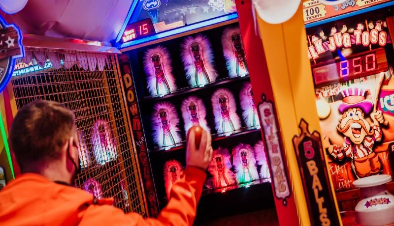 Funstation Carnival Gaming