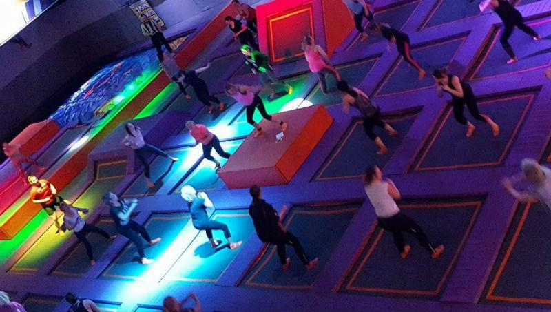 HIIT Fitness Classes at Gravity Xscape Yorkshire Castleford