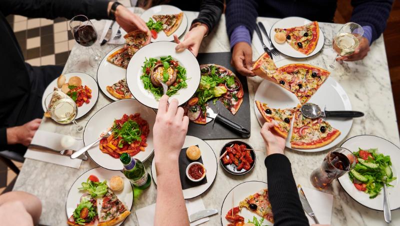 Pizza Express Veganuary