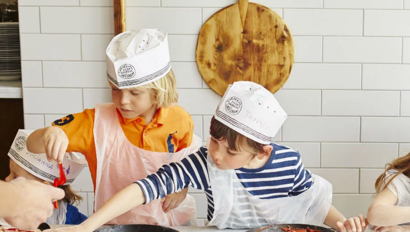 Pizza Making Workshops this Summer