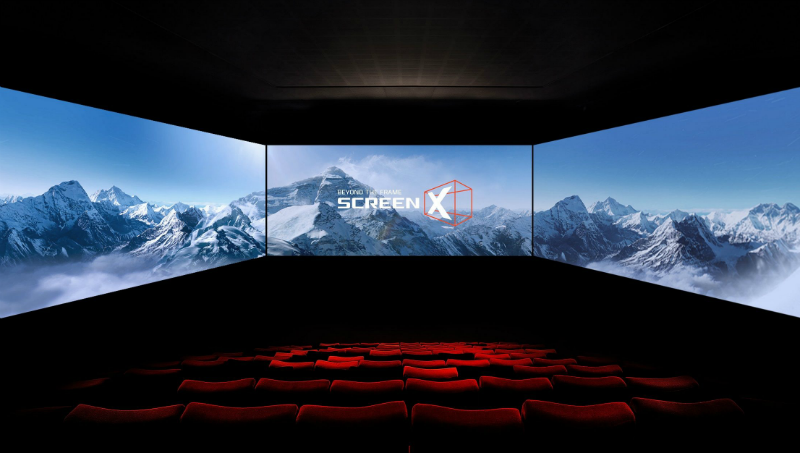 ScreenX at Xscape Yorkshire Castleford