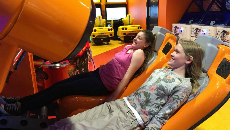 Family fun activities at Xscape Yorkshire Funstation Castleford