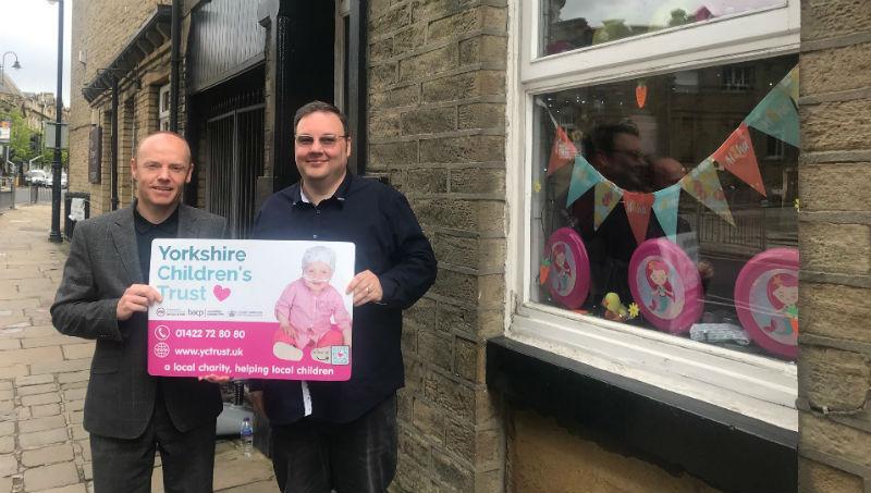 2019 Xscape Charity Partner Yorkshire Children's Trust