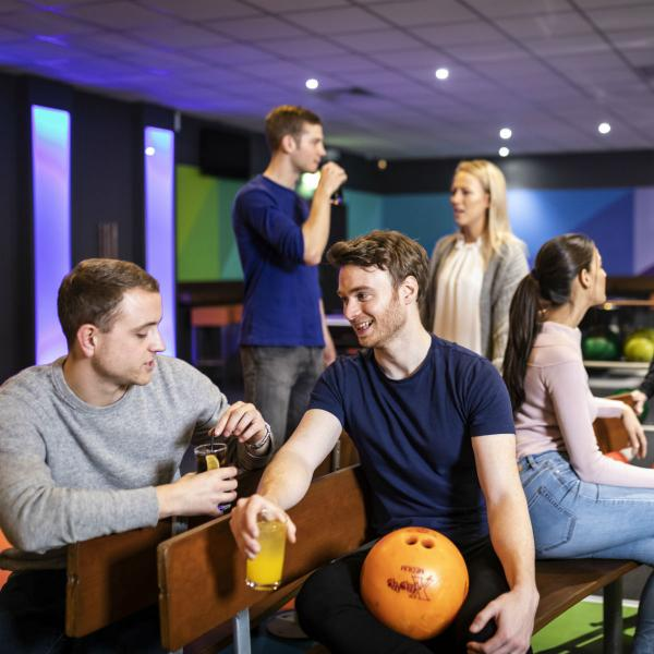 Tenpin bowling at Xscape Yorkshire Castleford