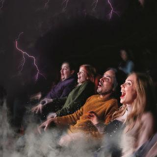 4DX at Cineworld Xscape Yorkshire Castleford this Easter