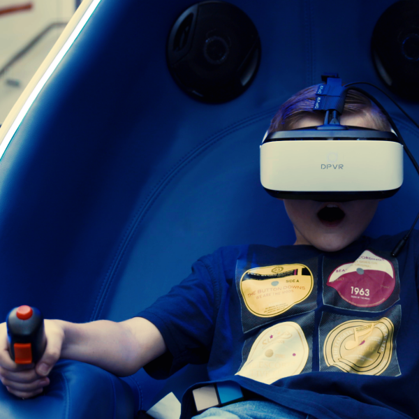Virtual Reality Experiences at ImmotionVR this Easter