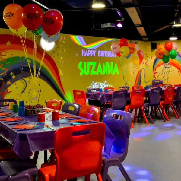 Celebrate Your Birthday Party At Xscape Yorkshire